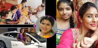 Karate Kalyani leaks Sri Reddy Daughter Pics on Social Media