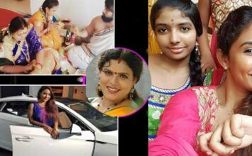Karate Kalyani leaks Sri Reddy Daughter Pics on Social Media