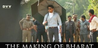 Watch Bharat Ane Nenu Full Movie Making Video