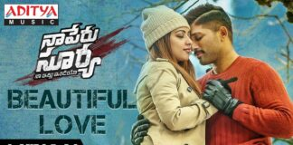 Beautiful Love Lyrical Video Song | Naa Peru Surya Naa Illu India Songs