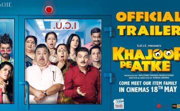 Khajoor Pe Atke Official Trailer