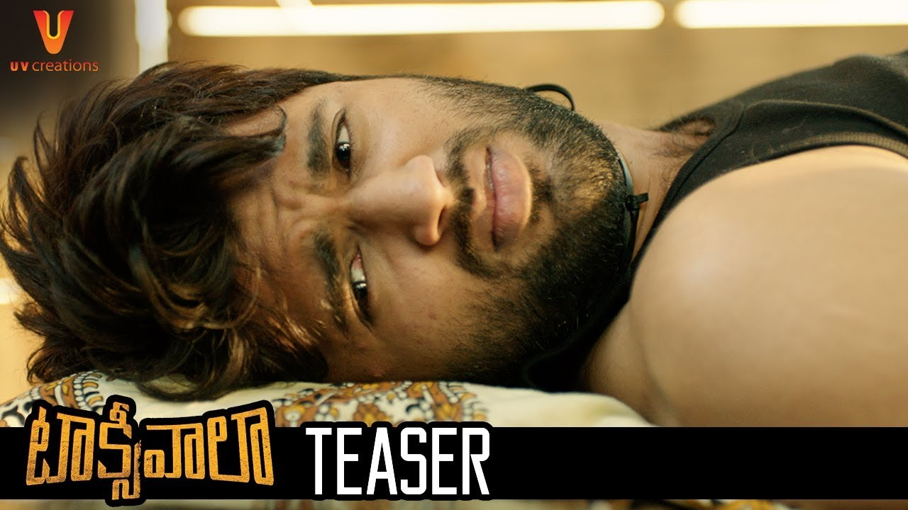 Taxiwaala Movie Official Teaser Review