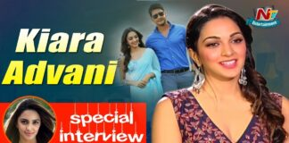 Kiara Advani Exclusive Interview About Bharat Ane Nenu Movie