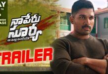 Naa Peru Surya Naa Illu India Theatrical Trailer Review