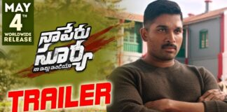 Naa Peru Surya Naa Illu India Theatrical Trailer Review