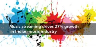 Music Streaming Drives 27% Growth in Indian Music Industry