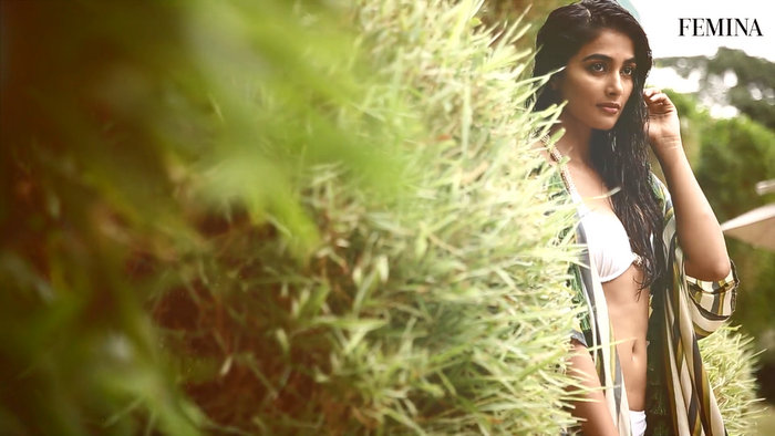 pooja hegde latest hot photoshoot for femina 2018 3