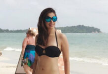 Raai Laxmi Sizzling Hot Bikini Photos