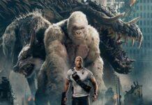 Rampage Movie Makes $55 Million at China Box Office
