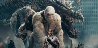 Rampage Movie Makes $55 Million at China Box Office