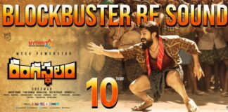 Rangasthalam Crosses $3 Million Mark at USA Box office