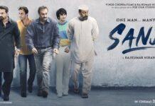 Sanju Movie Official Teaser
