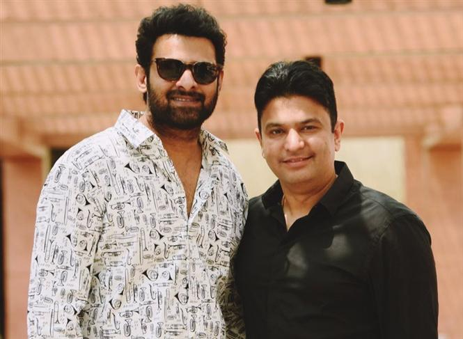 T-Series Bagged Saaho Theatrical Rights For North