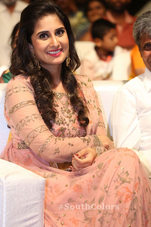 Actress baby shamili latest photos ammamma gari illu pre release event southcolors 16