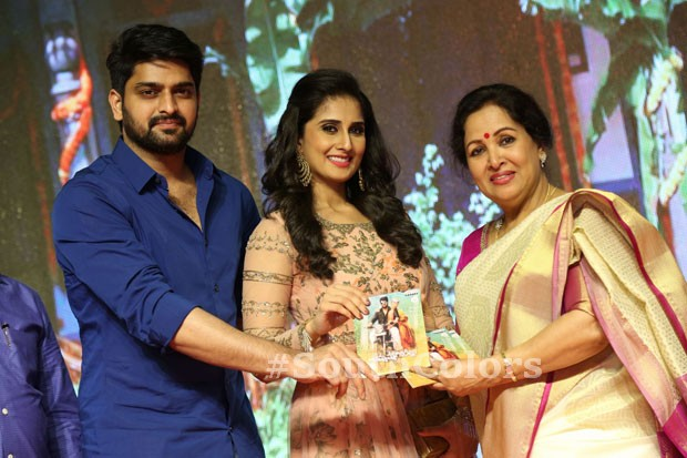 Actress baby shamili latest photos ammamma gari illu pre release event southcolors 17