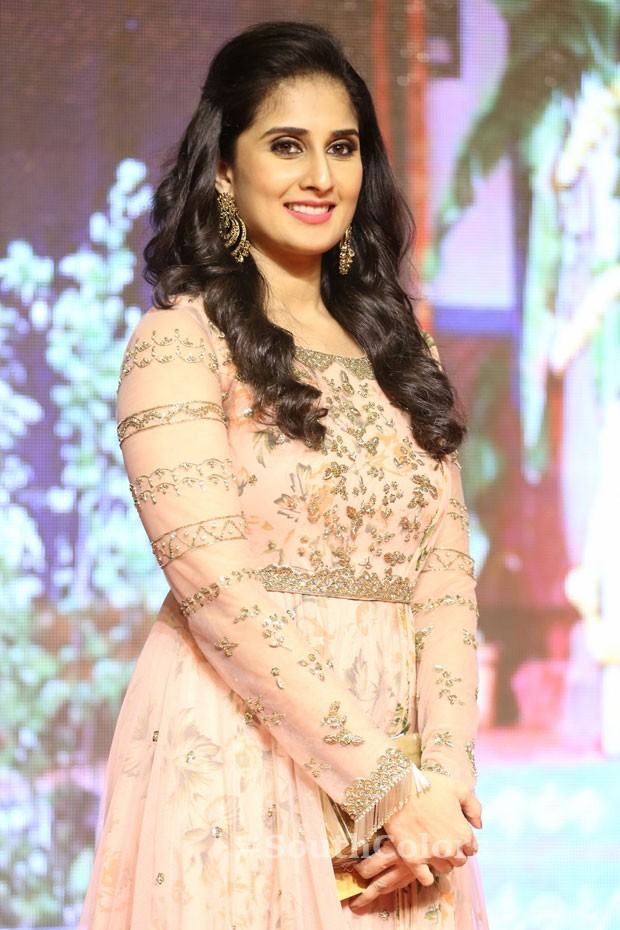 Actress baby shamili latest photos ammamma gari illu pre release event southcolors 18