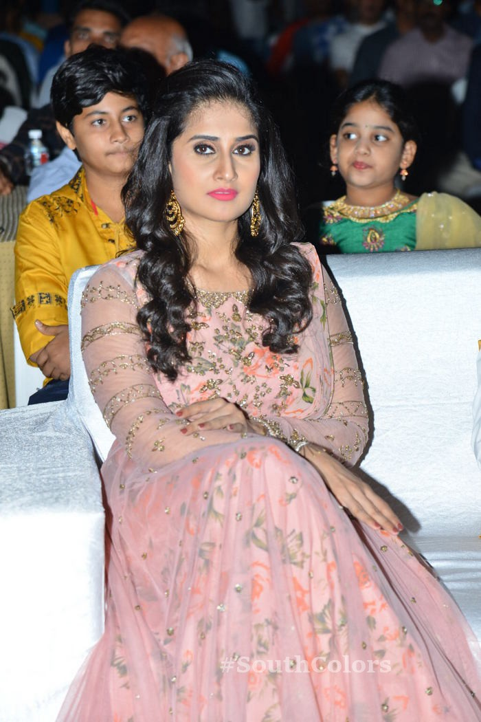 Actress baby shamili latest photos ammamma gari illu pre release event southcolors 19