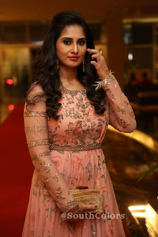 Actress baby shamili latest photos ammamma gari illu pre release event southcolors 2