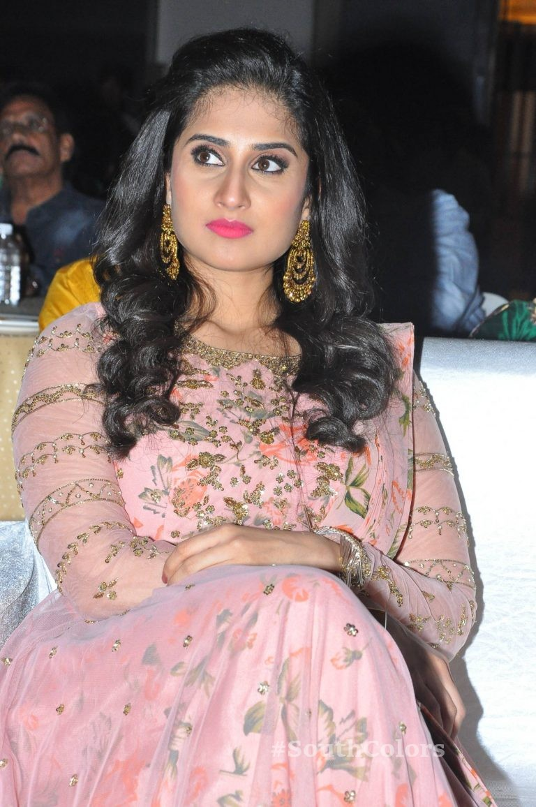 Actress baby shamili latest photos ammamma gari illu pre release event southcolors 20