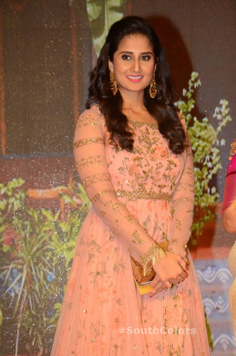 Actress baby shamili latest photos ammamma gari illu pre release event southcolors 24