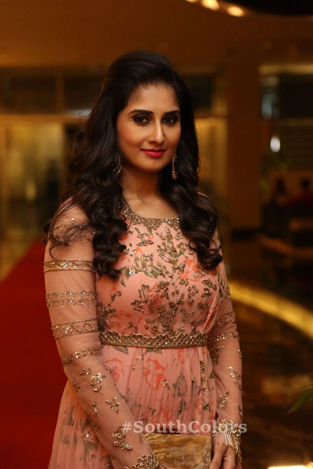 Actress baby shamili latest photos ammamma gari illu pre release event southcolors 3