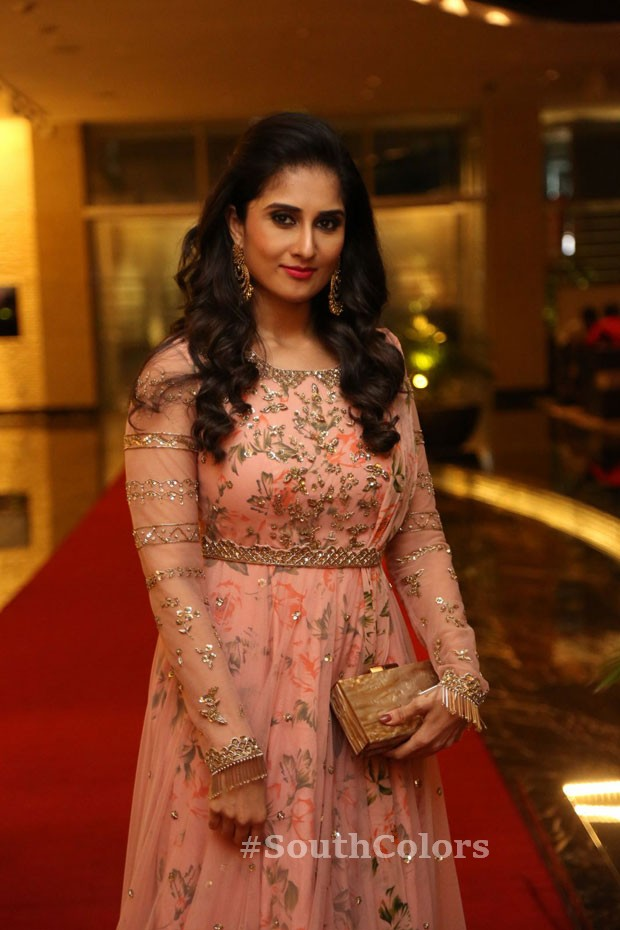 Actress baby shamili latest photos ammamma gari illu pre release event southcolors 4