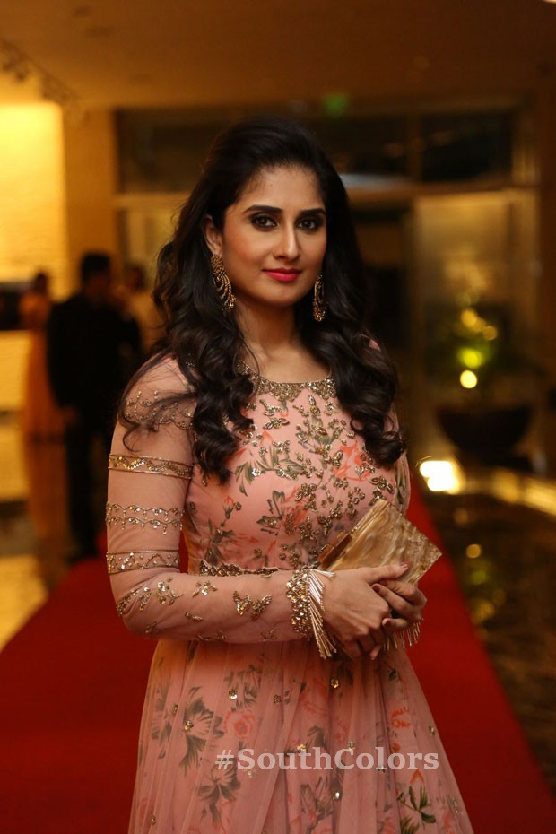 Actress baby shamili latest photos ammamma gari illu pre release event southcolors 5