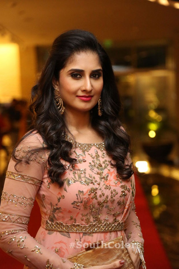 Actress baby shamili latest photos ammamma gari illu pre release event southcolors 7