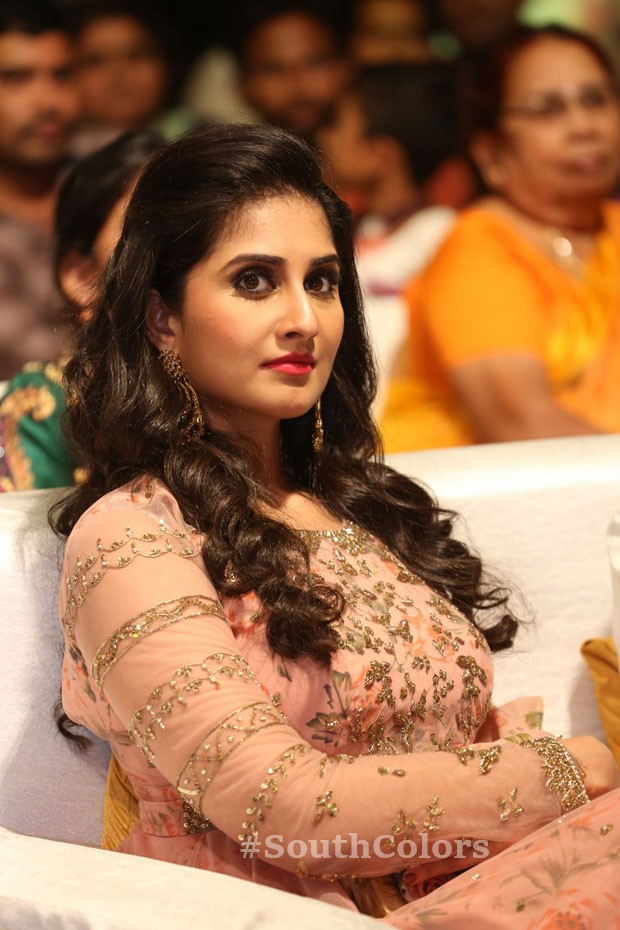 Actress baby shamili latest photos ammamma gari illu pre release event southcolors 9