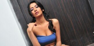 Blistering Samira Hot Navel Photoshoot