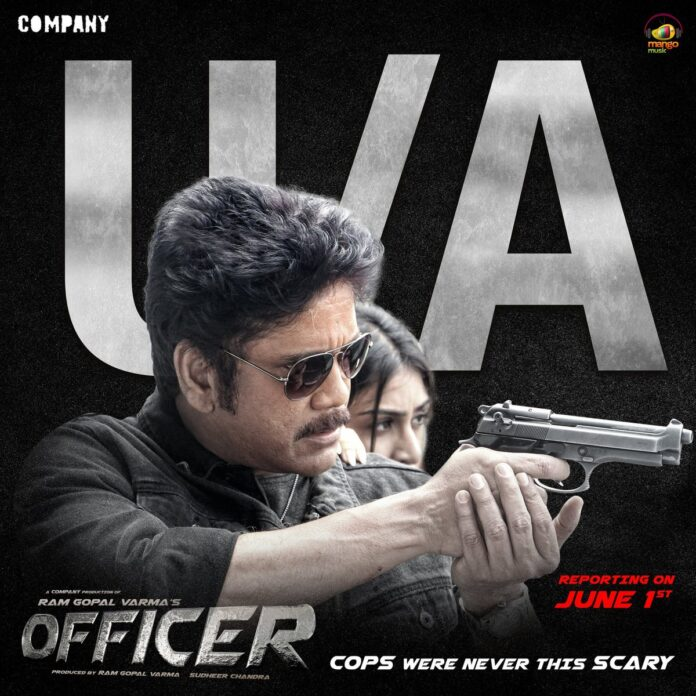 Officer Movie Censor Report