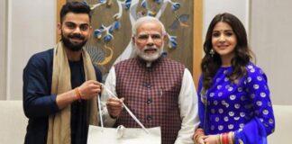 Narendra Modi Accepted Virat Kohli Fitness Challenge