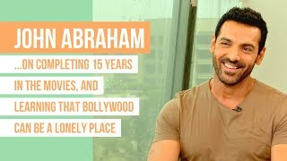Rajeev Masand Interview with John Abraham