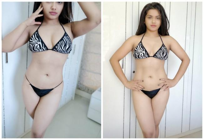 Avantika Gaokar Private Bikini Photos Leaked