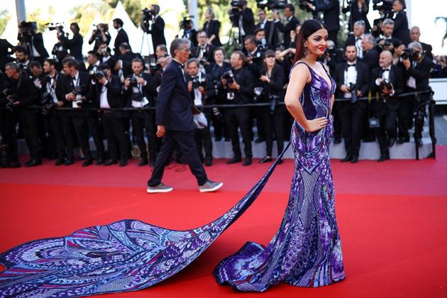 aishwarya rai bachchan hot photos at cannes film festival 2018 3