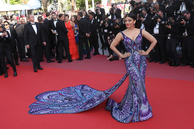 aishwarya rai bachchan hot photos at cannes film festival 2018 6