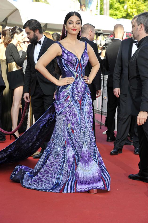 aishwarya rai bachchan hot photos at cannes film festival 2018 8