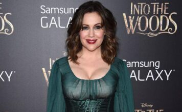 Alyssa Milano opens up about Anxiety Attacks