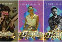 GangStars Telugu Web Series First Look Posters