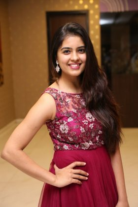 amritha aiyer latest photos at kasi movie pre release event 9