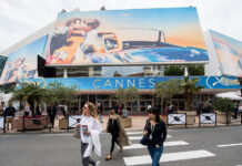 Cannes Film Festival Promotes Sexual Harassment Hotline