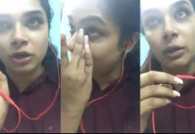 Hari Teja Emotional Talk For Insulting Her In Mahanati Theater