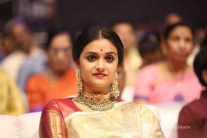 keerthi suresh photos at mahanati audio launch 6