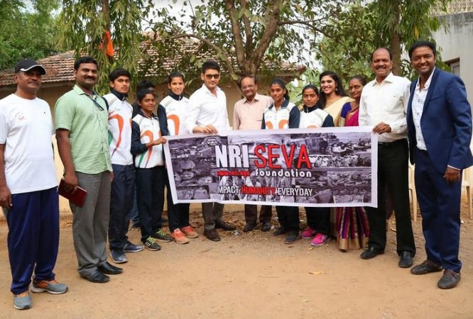 Mahesh Babu Sponsors Free Sports Rehab Center by NRI SEVA Foundation