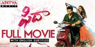 Fidaa Telugu Full Movie Online