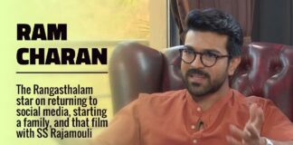 Rajeev Masand Interview with Ram Charan