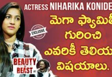 Niharika Konidela Exclusive Interview