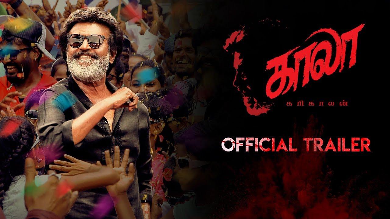 Kaala Tamil Official Trailer