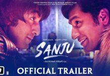 Sanju Movie Official Trailer