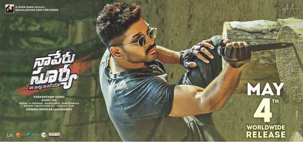 Naa Peru Surya Naa Illu India Movie Review